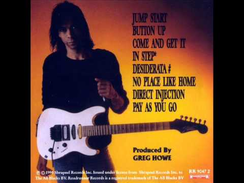 Greg Howe - Button Up [Audio HQ]