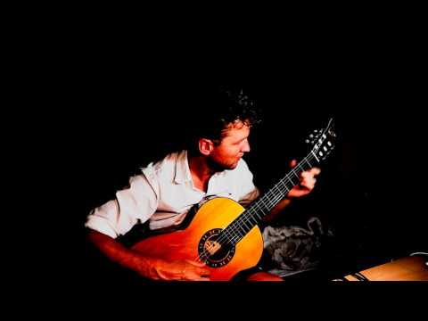 Hans Zimmer - Gladiator medley ( The Battle, Honour him ) on guitar by Rick Lammers
