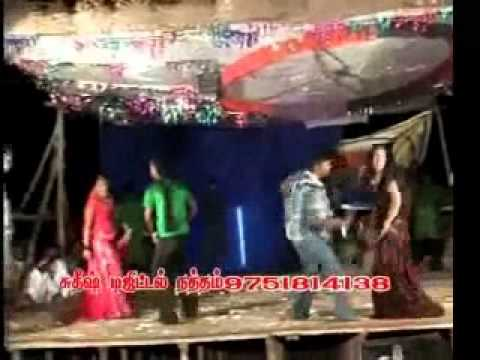 Tamil Hot Stage Dance | Latest Tamil Record Dance 2013 video