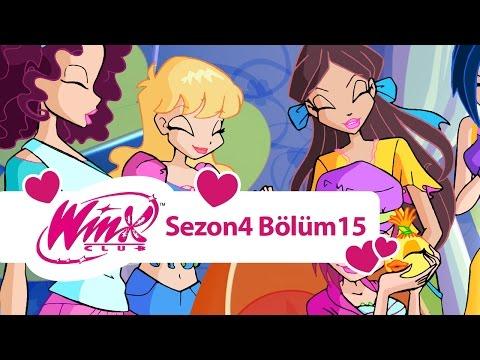 Winx Club – Sezon 4 Bölüm 15 – Sihir dersleri