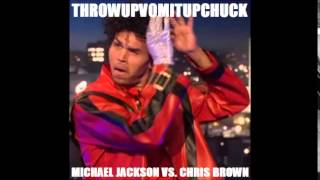 Michael Jackson vs. Chris Brown (2010)
