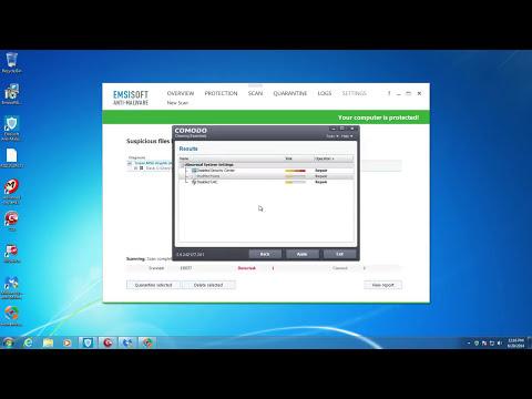 EMSISOFT Anti-Malware 9 (Stress Test)