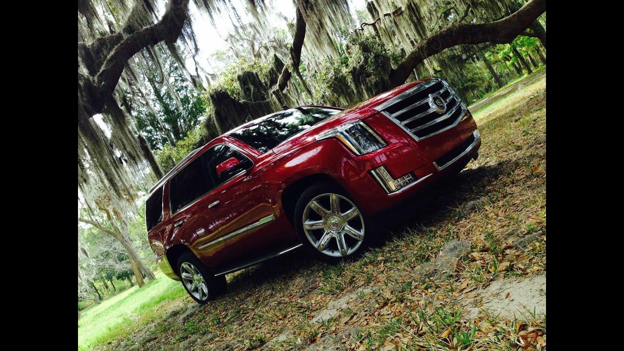 2015 Cadillac Escalade First Drive Youtube