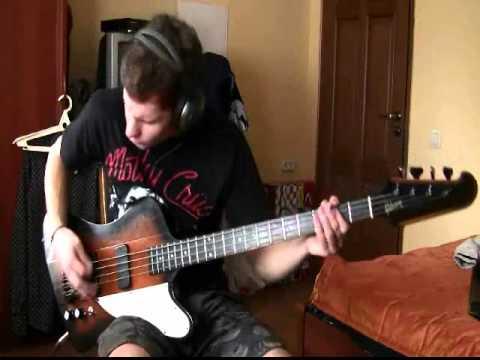 Motley Crue - Misunderstood Bass