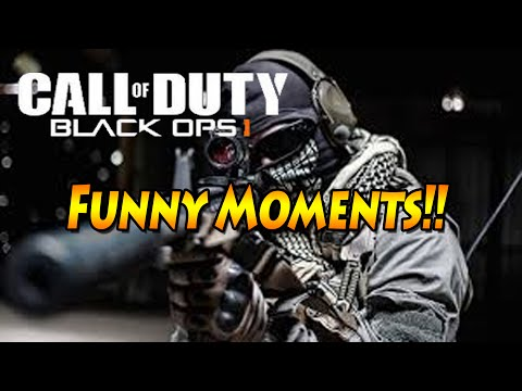 Vagina Licking Pussy Slagger! Cod Black Ops 2 Funny Moments! video