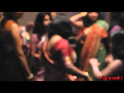 Dhol And Dancing | Durga Puja 2012 | Ukprabashi video