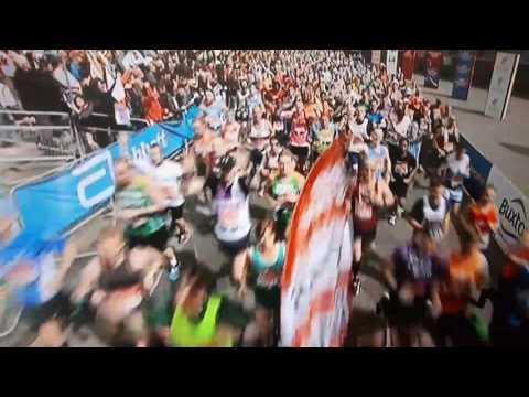 London Marathon 2017.