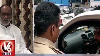 BJP Leader Laxman Reacts On Kishan Reddy Arrest | Paripoornananda Expulsion