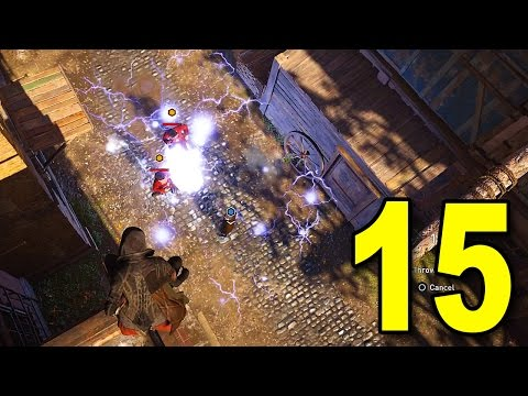 Assassin's Creed: Syndicate - Part 15 - Electricity Grenades! (Let's Play / Walkthrough / Gameplay)