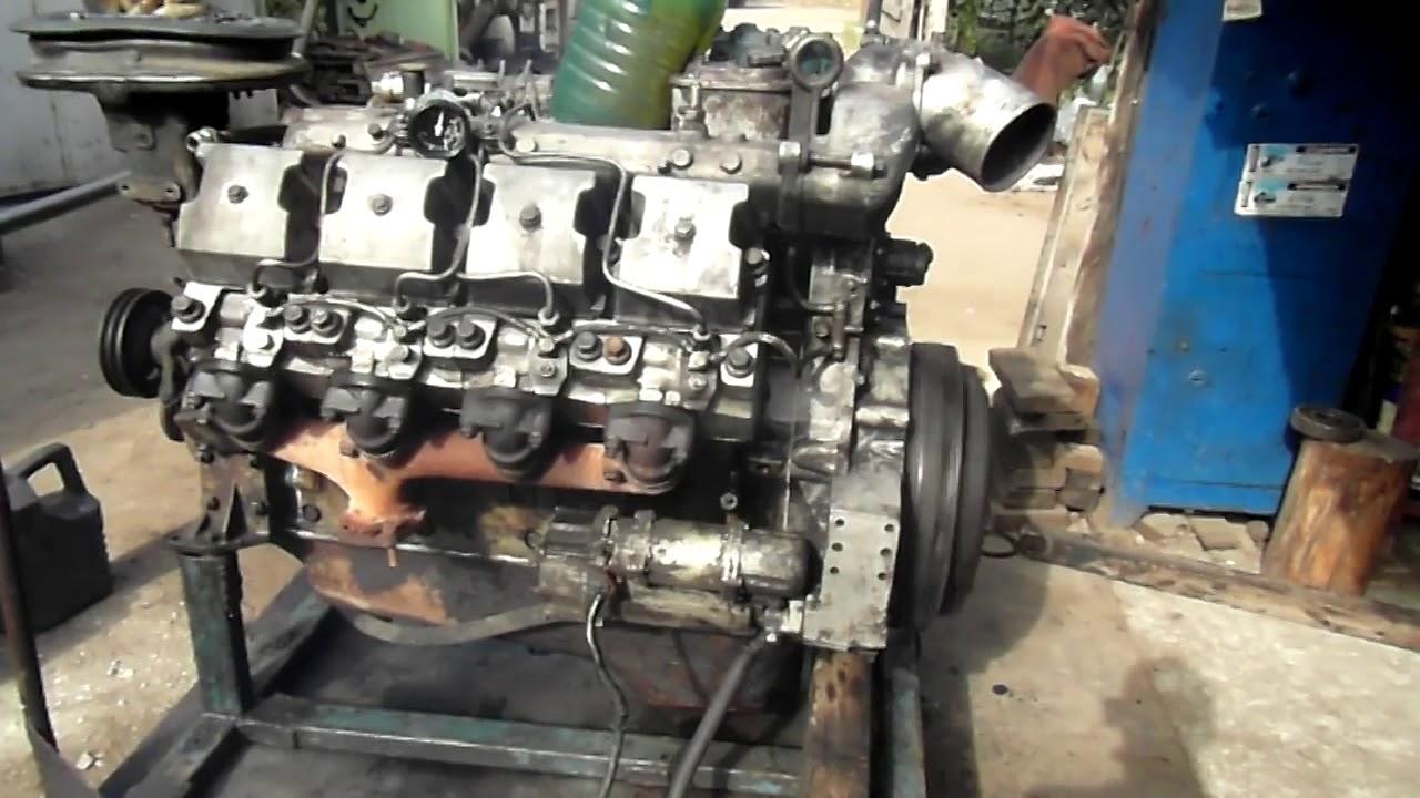 Сборка двигателя камаз своими руками 71