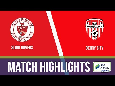 GW35: Sligo Rovers 1-2 Derry City