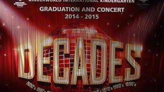 "SIS@SS Concert 2015 ""DECADES"" - Year 3 International"