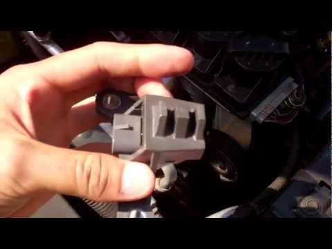 2000 Pontiac Bonneville SSEI 3800 Crank Sensor Replacement Repair Fix