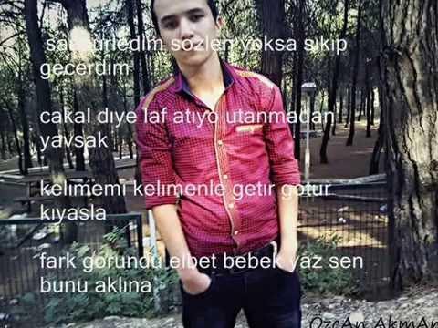 BYTUFAN 2014 diss too ÖZCAN AKMAN