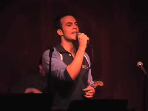 Cheyenne Jackson sings Scott Alan's SURRENDER - Live @ Birdland