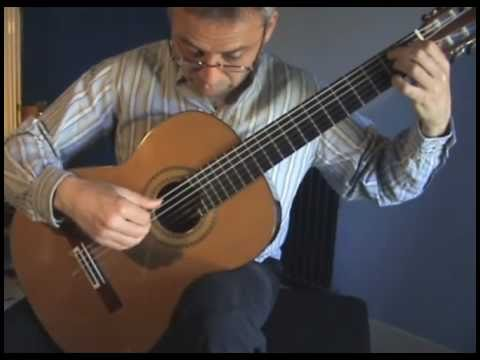 Giulio Regondi - Etude No.4