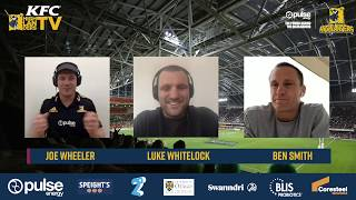 Landers Lounge - Episode 2 with guests Ben Smith and Luke Whitelock