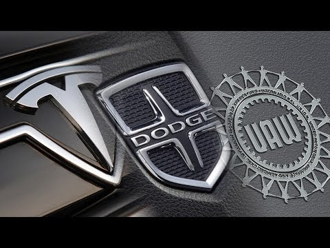 Tesla, Dodge and the UAW - Autoline After Hours 230
