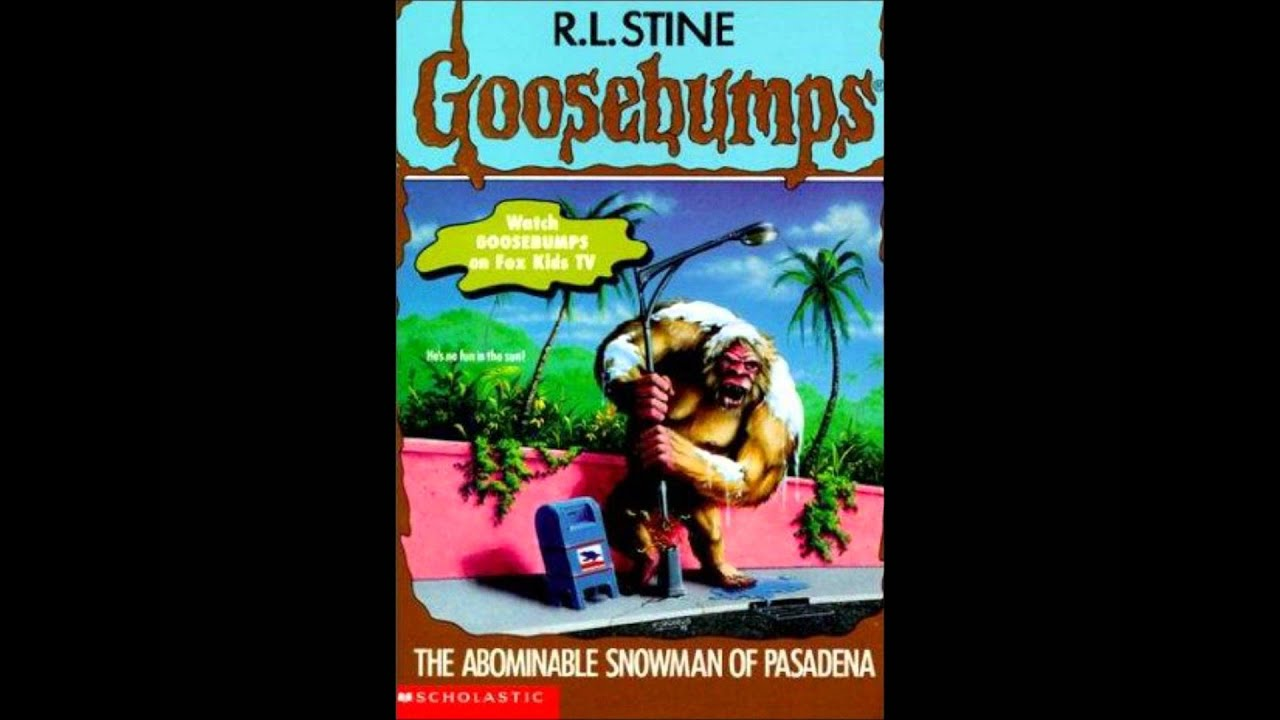 Book Reading Quot The Abominable Snowman Of Pasadena By R L