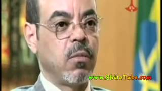 Meles in his own words - Ethiopian History