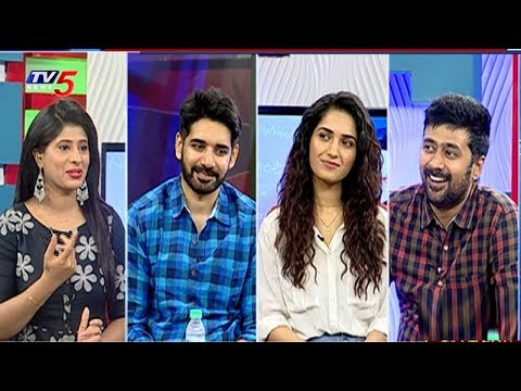 Chi La Sow Movie Team Special Live Show | Sushanth | Ruhani Sharma | Rahul Ravindran | TV5 News