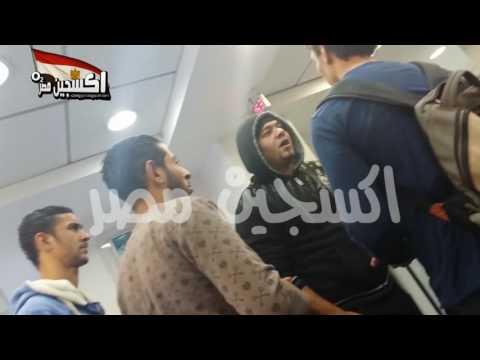بلطجى  فرع اتصالات ناهيا بولاق الدكرور|اكسجين مصر thumbnail