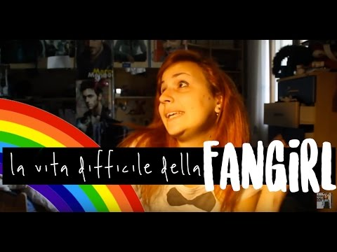 La difficile vita della fangirl