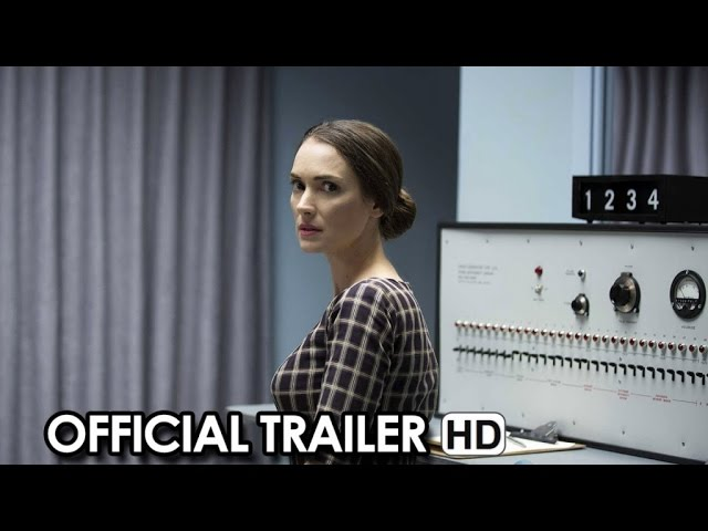 Experimenter Official Trailer (2015) - Winona Ryder, Peter Sarsgaard [HD]
