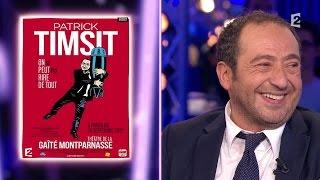 Patrick Timsit - On n'est pas couché 24 octobre 2015 #ONPC