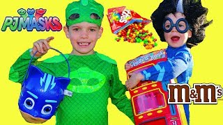 SPOOKY ROMEO! PJ Masks Halloween Trick Or Treat Goodie Bag