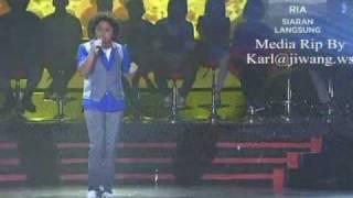 Hafiz - Toyol & Cinta Ini Membunuhku Konsert 2 AF7