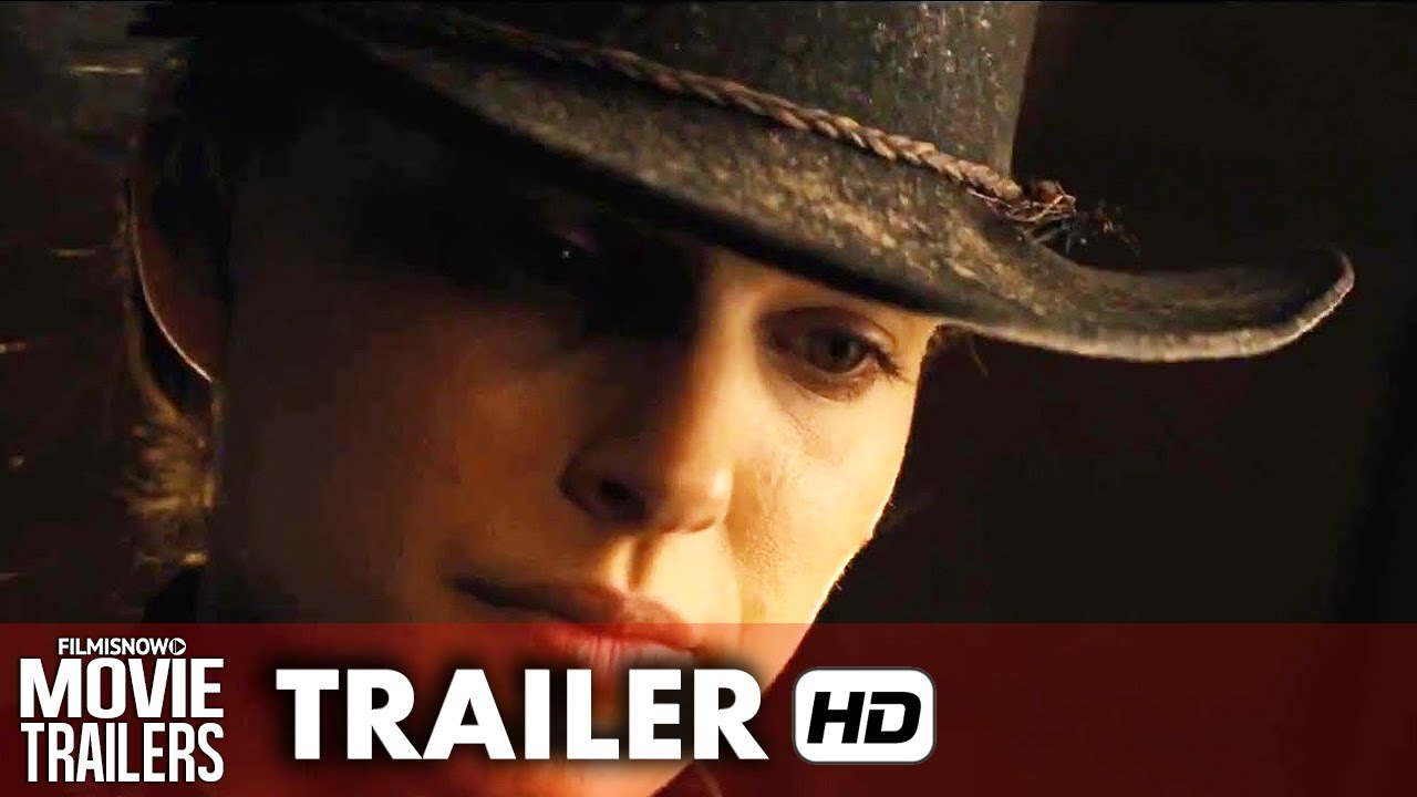 JANE GOT A GUN Official Trailer - Natalie Portman Western Movie [HD]