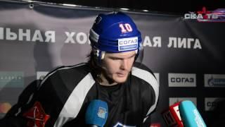 Виктор Тихонов: «У нас хорошие вратари, можно себя проверить»