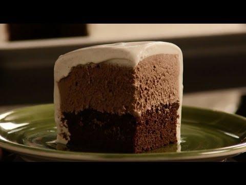 Cake Recipes - How to Make Ice Cream Cake