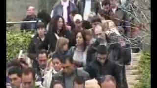 Últim adéu a tres de les víctimes de l'explosió de Gavà