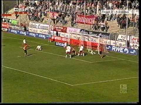Highlights from a couple of games of 2 Bundesliga 2004-05 - 5 and 6 Matchday: RW Oberhausen � Wacker Burghausen 1:2 (Schmidt og � Schmidt, Younga-Mouhani) SpVgg Unterhaching � Erzgebirge...