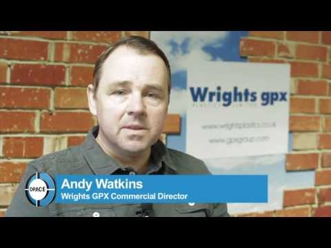 Opace Testimonial by Wrights Plastics GPX
