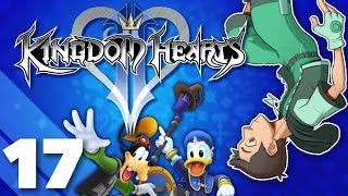 Kingdom Hearts II - #17 - The History Lesson - Story Mode