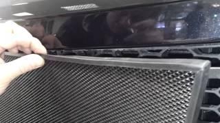 Видео: Установка защиты радиатора Great Wall Hover H5 черная