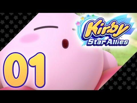 Kirby Star Allies - 01 (4-player)