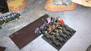#30 Empire vs Warriors of Chaos, 3000 pts 03/06/2013