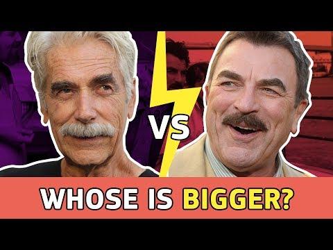 Tom Selleck vs Sam Elliott: who is #1?| ⭐OSSA