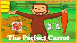 ♡ Curious George / Jorge el Curioso The Perfect Carrot Educational Storytelling For Kids English