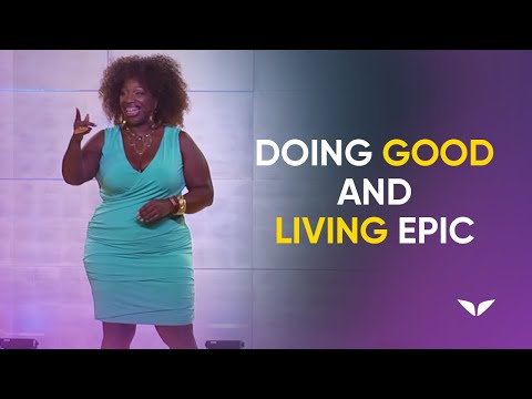 "Awesomeness Fest 2012 : Lisa Nichols - ""Creating Holistic Success: Doing Good and Living Well"""