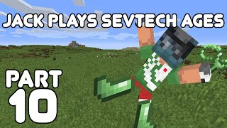 Age 2 Begins! Jack plays Minecraft: SevTech Ages Part 10
