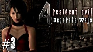 Resident Evil 4 HD: Separate Ways   03   Ada is Dumb