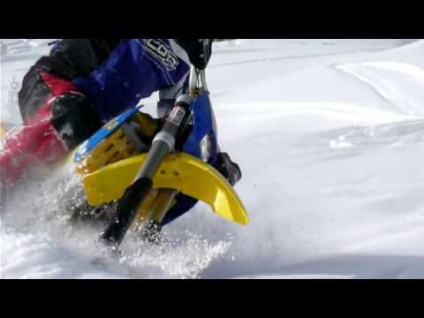 Husaberg 650. Husaberg 650 Snowbike 2moto