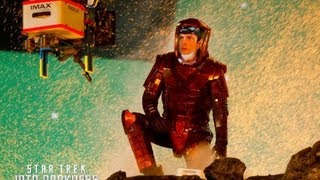 Star Trek Into Darkness: Behind the Scenes with Zachary Quinto