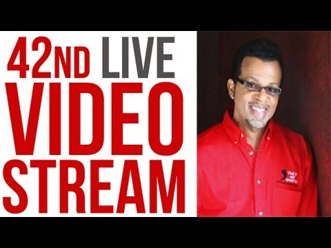 42nd Live Stream with Carlton Pearson - Religious Animal