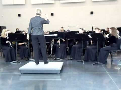 Southeast Polk High School Wind Ensemble State Large Group Competition.MP4